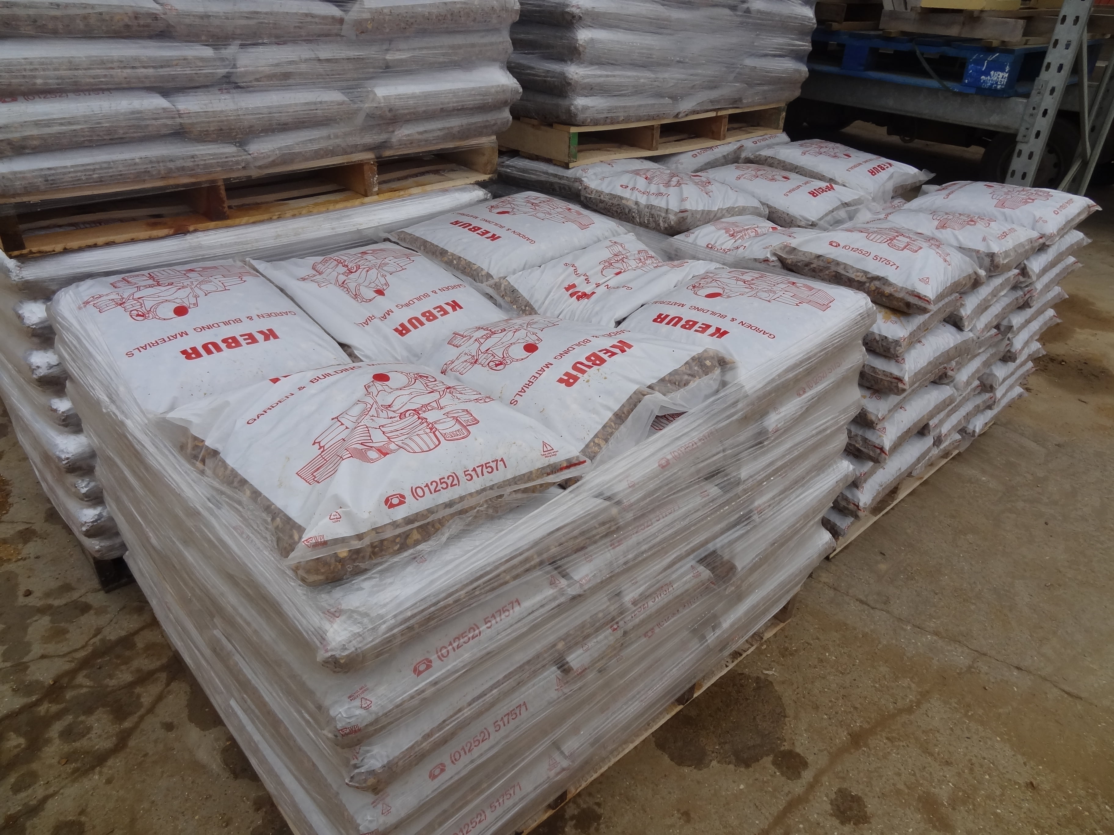 Polybags of Aggregates