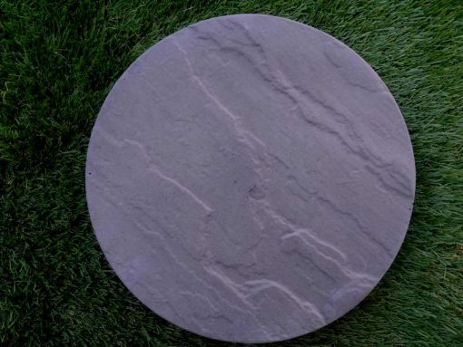 Regency Ripple Stepping Stone Slate