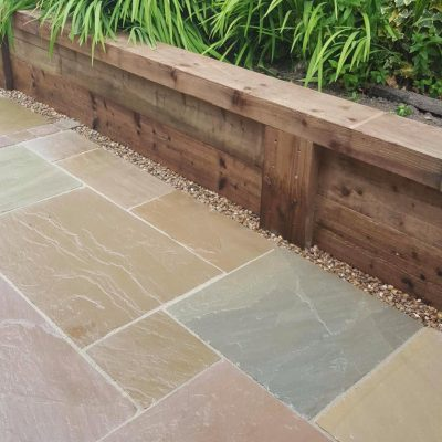 Natural Sandstone Trade Pack in Raj Green