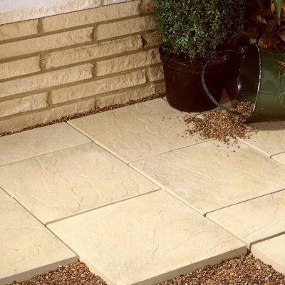 Paving Patio Slabs Sandstone Porcelain Natural Stone