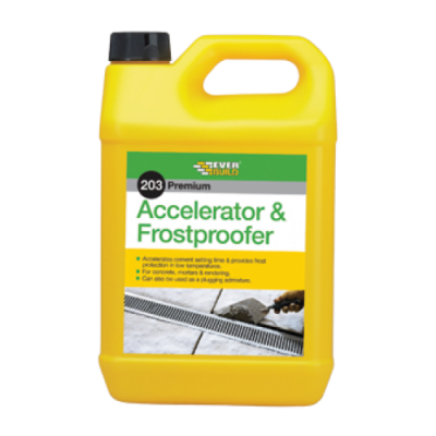 Accelerator and Frostproofer
