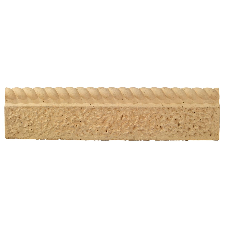 Bradstone Rustic Rope Top Edging Kebur