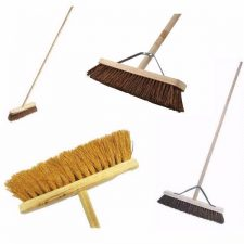 Brushware and squeegees