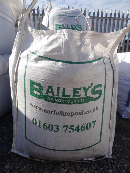 Bulk Bag Norfolk Soil