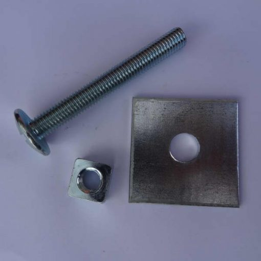 Cleat Fixings (Nut, Bolt, washer)