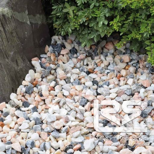 Flamingo Marble chippings