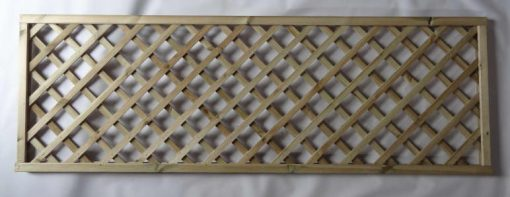 Framed Lattice Trellis 6x2