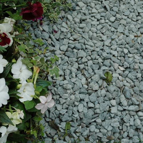 Green Granite chippings