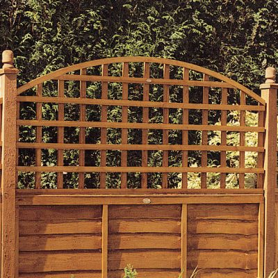 Heavy Duty Dome Trellis 1.83m x 0.86m