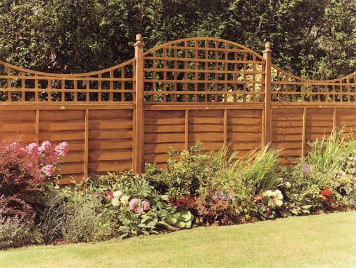 Heavy Duty Dome and Bow Top Trellis