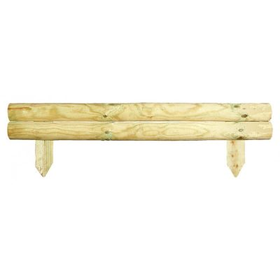 Horizontal Log Board