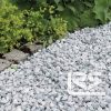 Ice Blue Marble chippings