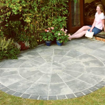 Circles & Paving Features