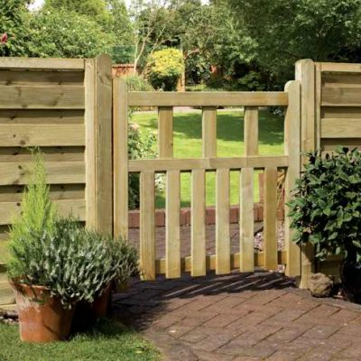 Pale Infill Path Gate