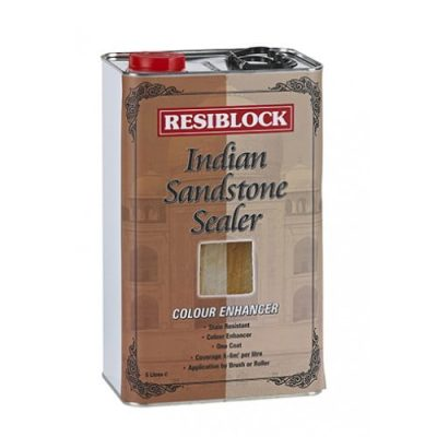 Resiblock Indian Sandstone Sealer Colour Enhancer