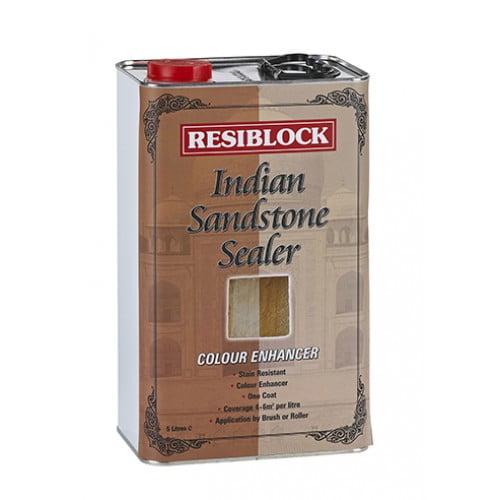 Resiblock Indian Sandstone Sealer Colour Enhancer