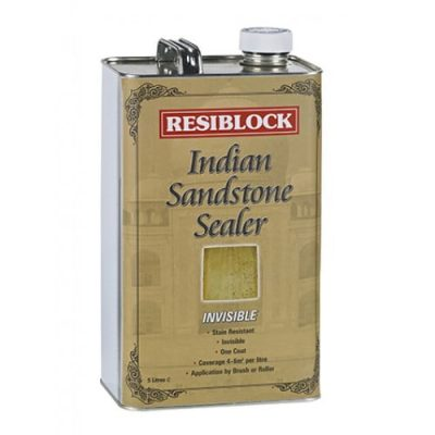 Resiblock Indian Sandstone Sealer Invisible