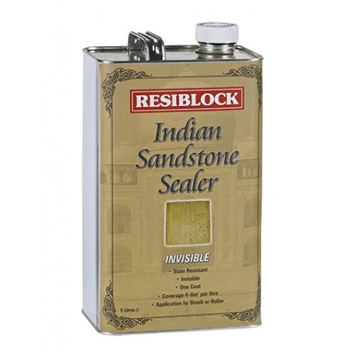 Resiblock Indian Sandstone Sealer Invisible