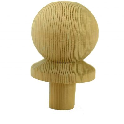 Colonial Ball Newel Post Cap