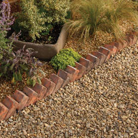 Bradstone Sawtooth Edging
