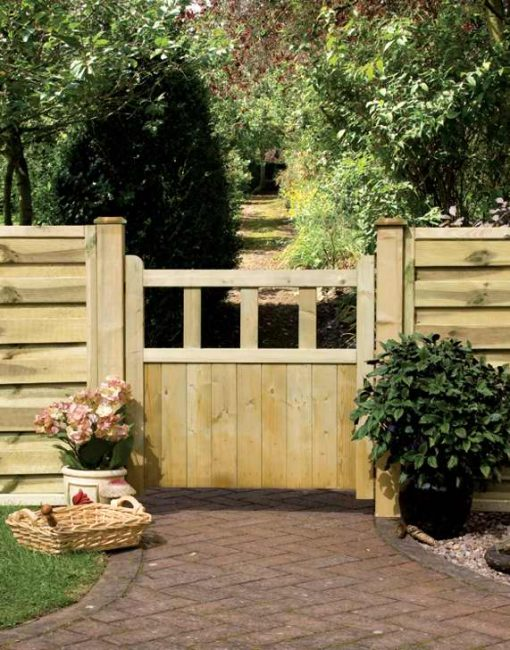 Solid Infill Path Gate