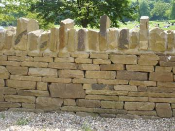 Natural Drystone Walling Kebur