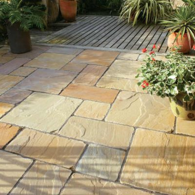 Antique Sandstone Sunset Buff