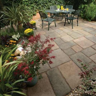 Bradstone Bamburgh Mill Paving
