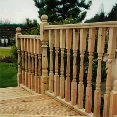Colonial Balustrading