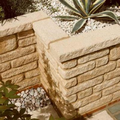 Walling Blocks & Coping