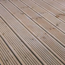 Decking and construction timber