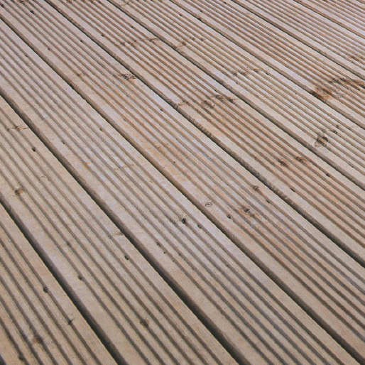 How to look after decking