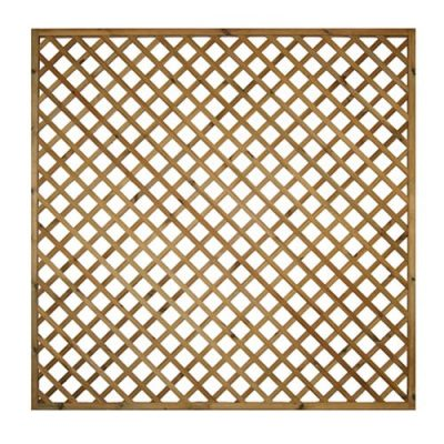 Framed Lattice Trellis