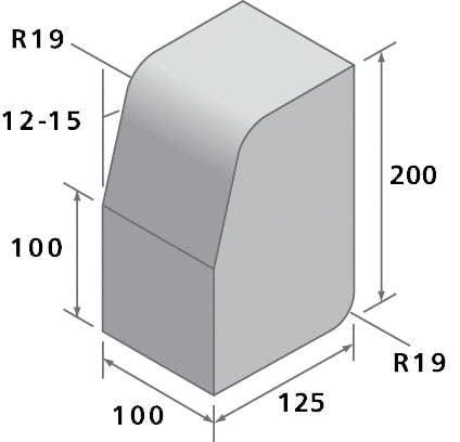 Large Kerb (LK)