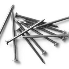 Nails, screws and bolts