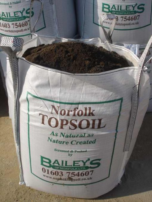 Norfolk Topsoil Bulk Bag