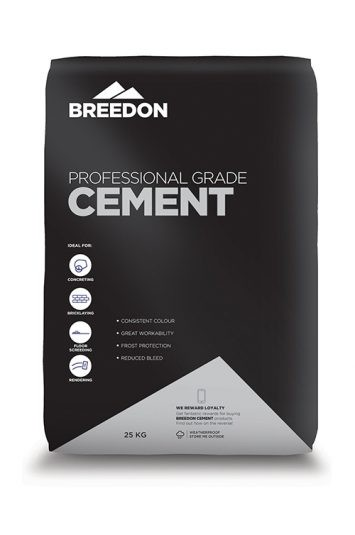 professional grade cement