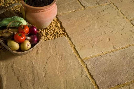 Flagstone Riven Edge Old Cotswold