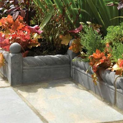 Concrete & Stone Edging