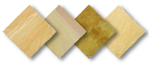 Natural Sandstone Sunset Buff