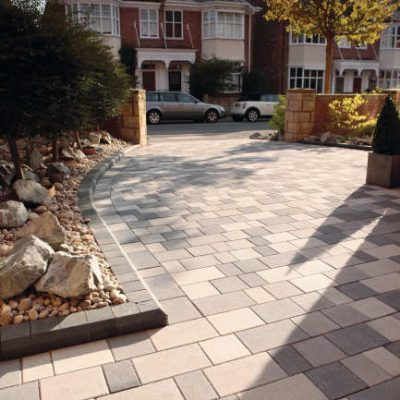 Stonemaster Block Paving Grey Mix