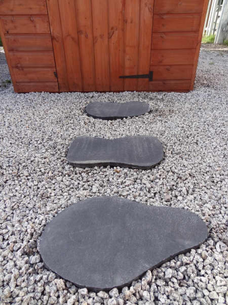 Natural Limestone Stepping Stones