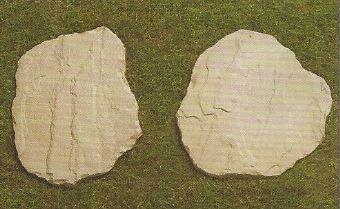 Flagstone Riven Edge Stepping Stones