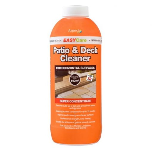 Easy Patio & Deck Cleaner