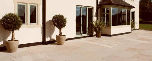 Grand Natural Sandstone Caramel