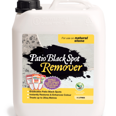 Patio Black Spot Remover Natural Stone