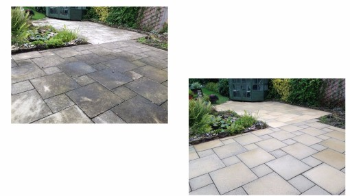 Artificial Stone Patio