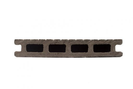 Hollow Coffee Composite Decking board