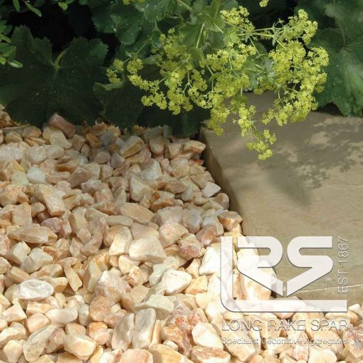 Onyx marble chippings