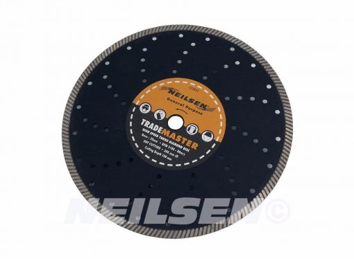 turbo diamond cutting disc